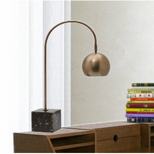 Great choice Tudor City 22.5 Arched Table Lamp By Wade Logan