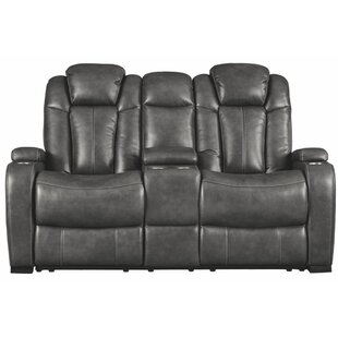 Claire Reclining Loveseat by Red Barrel Studio