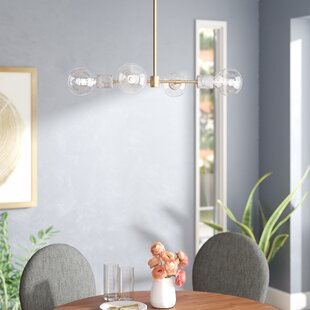 Brayden Studio Gelston 4-Light Chandelier