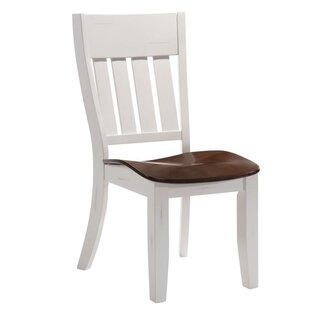 Adalard Solid Wood Dining Chair by August Grove