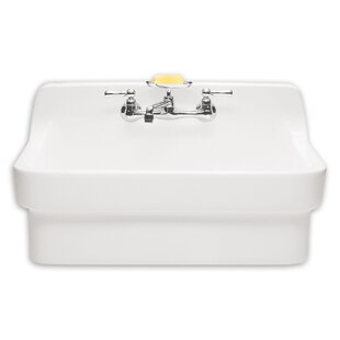 Compare prices Ceramic 30 Wall Mount Bathroom Sink ByAmerican Standard