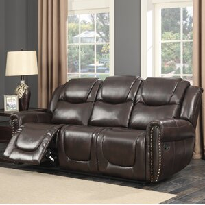 Castrol Living Room Reclining Sofa by Living In Style