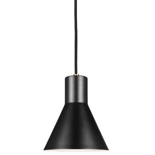 17 Stories Alton 1-Light Cone Pendant