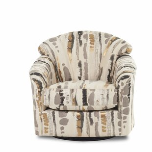 Renner Swivel Armchair