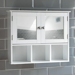 60cm X 50cm Surface Mount Mirror Cabinet By Brambly Cottage