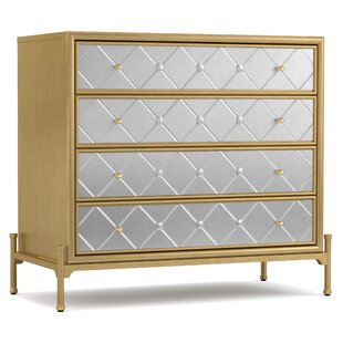 Harlequin 4 Drawer Chest by Cynthia Rowley