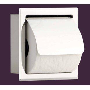 Recessed Toilet Paper Holders You'll Love in 2019   Wayfair