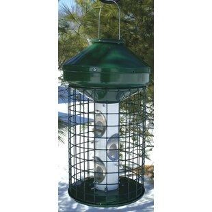 Audubon/Woodlink Avian Series Mixed Caged Tube Bird Feeder