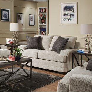 Henthorn Loveseat by Alcott Hill