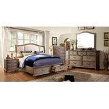 Vivanco 5 Piece Bedroom Set by Canora Grey