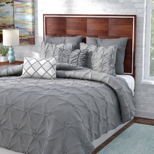 Mercury Row Carini 7 Piece Duvet Set
