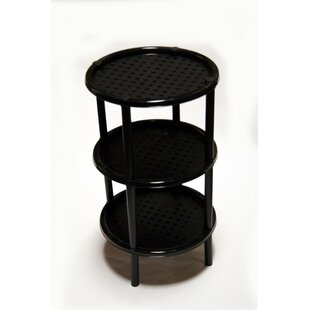 Bargain 3 Tier End Table By Sana Enterprises