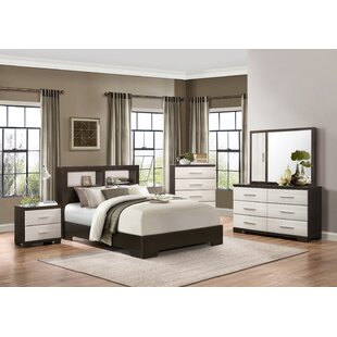 Hastings 5 Piece Panel Configurable Bedroom Set
