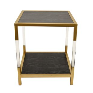 Everly Quinn Woosley End Table