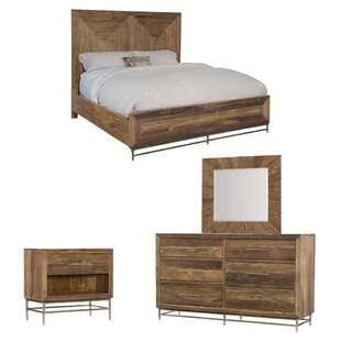 L'Usine Panel Configurable Bedroom Set