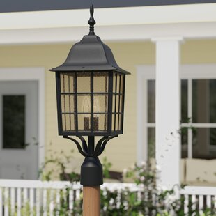 Shop For Oakhill 3-Light Aluminum Lantern Head By Charlton Home