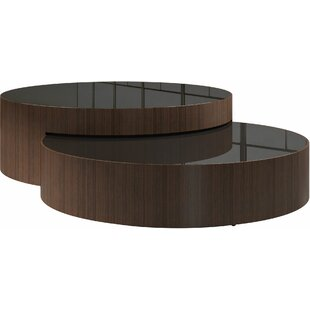 Modloft Berkeley 2 Piece Coffee Table Set