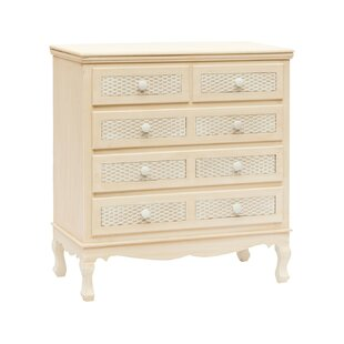 Belmont 5 Drawer Chest By Lily Manor