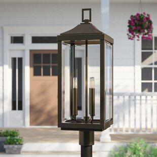 Charleston 3-Light Lantern Head by Sol 72 Outdoor