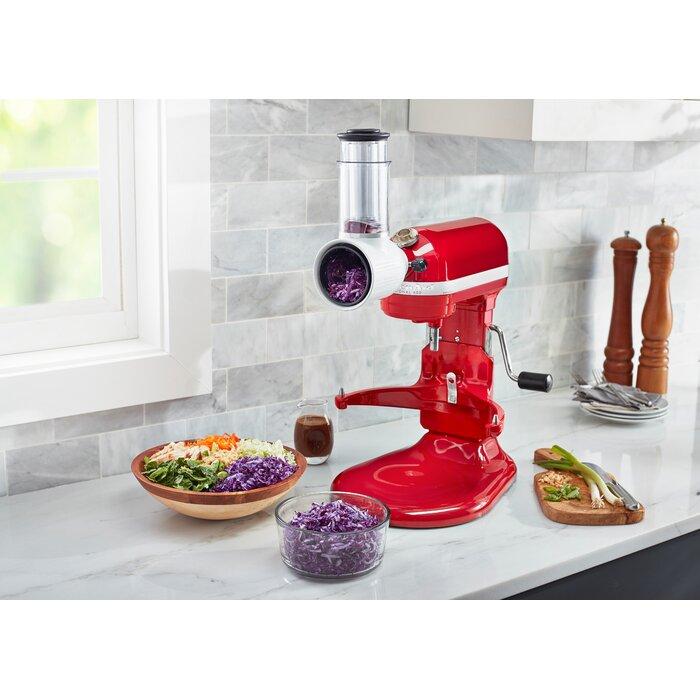 KitchenAid Fresh Prep Slicer/Shredder Attachment - KSMVSA