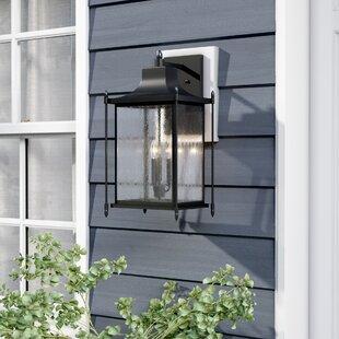 Abbott 3-Light Outdoor Wall Lantern