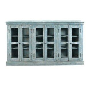 Eastpoint 6 Door Sideboard by Rosecliff Heights