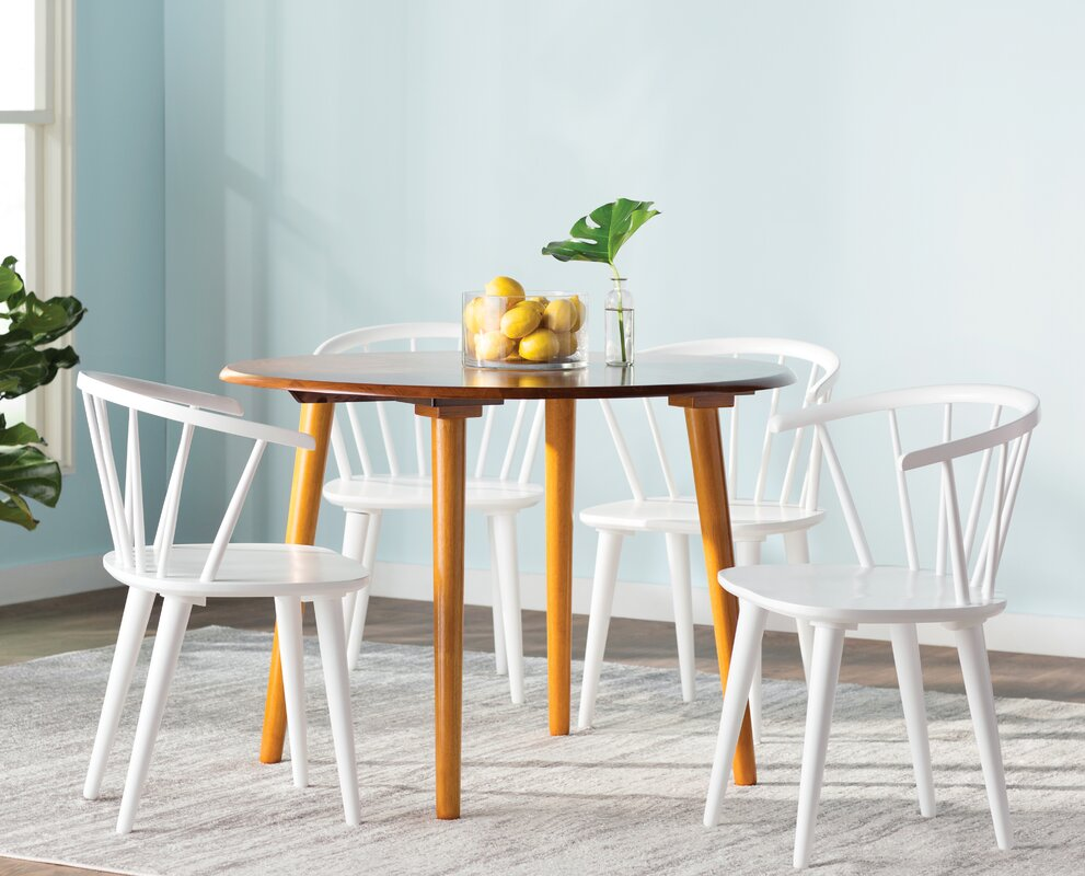 Wonderful Florence 5 Piece Oak Dining Set