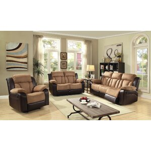 Latitude Run Pavonis Configurable Living Room Set