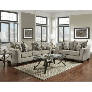 Price comparison Hartsock 2 Piece Living Room Set by Alcott Hill Reviews (2019) & Buyer's Guide