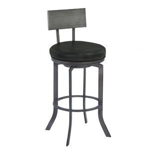Justina 30 Swivel Bar Stool 17 Stories