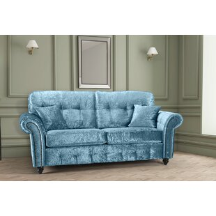 Check Price Margaux 3 Seater Sofa