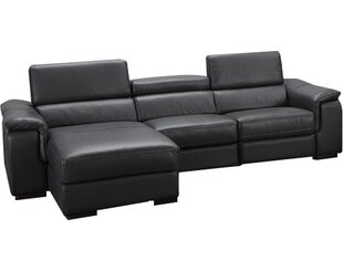 Grim Leather Sectional