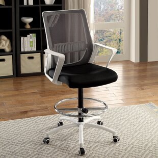 Bruening Mesh Drafting Chair