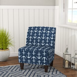 Beachcrest Home Donnington Slipper Chair