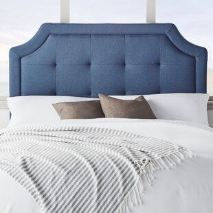Willa Arlo Interiors Fleurette Upholstered Panel Headboard