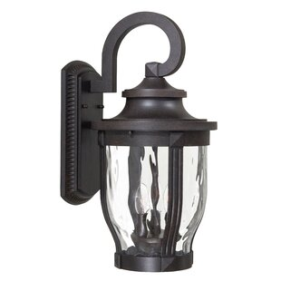 Compare Porterfield 3-Light Outdoor Wall Lantern By Three Posts