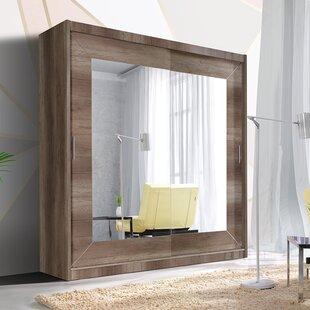 Alfa 2 Door Sliding Wardrobe By Selsey Living