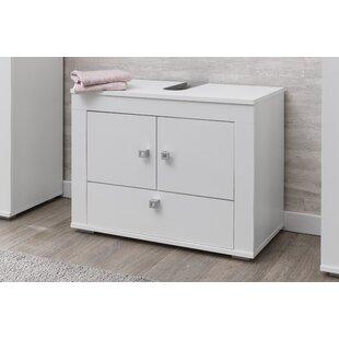 Check Price Bela 65cm Free-Standing Vanity Unit Base