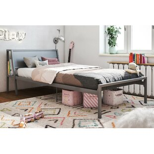 Hideaway Storage Twin Standard Bed by Novogratz