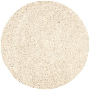 Kirtley Cotton White Area Rug by Zipcode Design