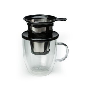 1-Cup Reusable Pour-Over Coffee Maker