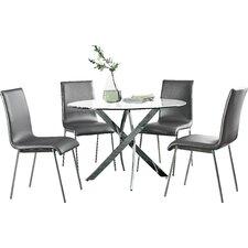 Round Modern Dining Room Sets modern & contemporary dining room sets | allmodern