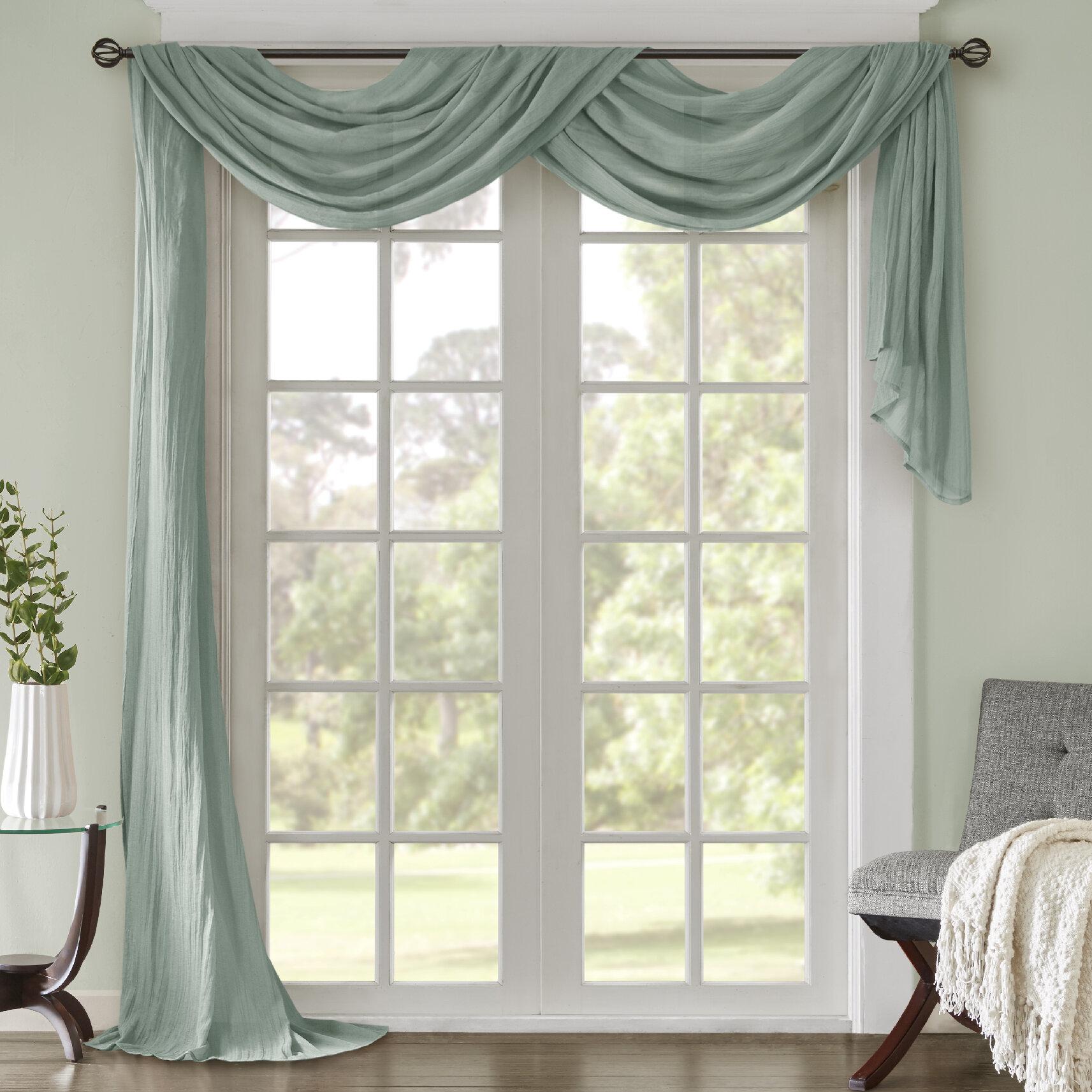 Sheer Curtains You'll Love in 2019 | Wayfair