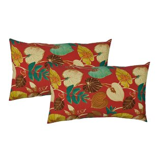 Tropics Outdoor Boudoir Pillow (Set Of 2)