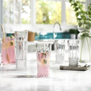 Harwich 10 oz. Crystal Highball Glass (Set of 6)