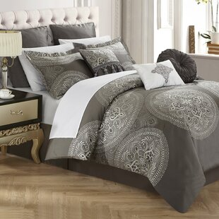 Frost 9 Piece Comforter Set by Darby Home Co