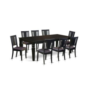 Aranha 9 Piece Dining Set DarHome Co