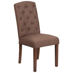 Charlton Home Rotterdam Upholstered Dining Chair