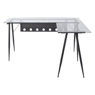 Lehto L-Shape Desk by Symple Stuff Spacial Price