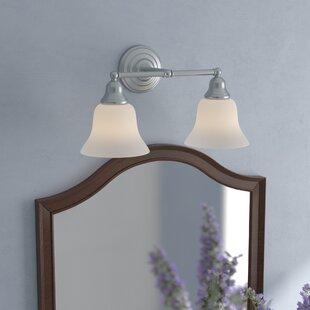 Cassell 2-Light Vanity Light by Andover Mills
